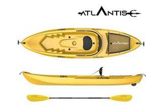 kayak rigido atlantis