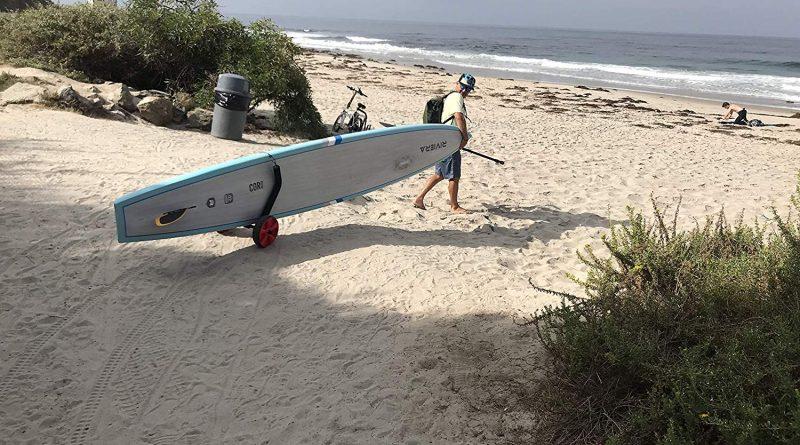 carello porta sup e kayak