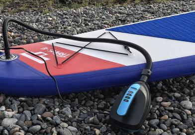 Pompa elettrica per SUP, kayak e canoa