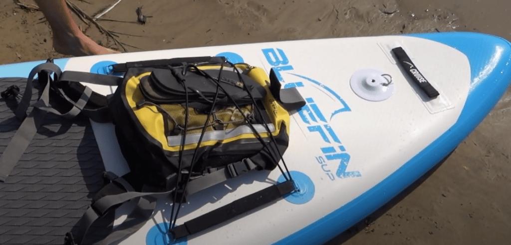 Zaino Overboard su SUP Bluefin Cruise