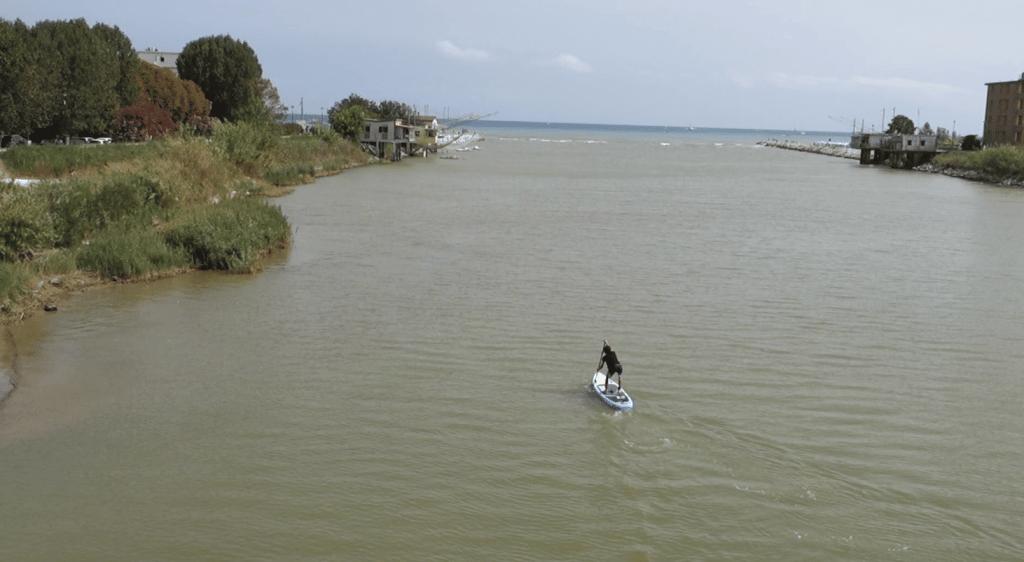 Bluefin Cruise in acqua
