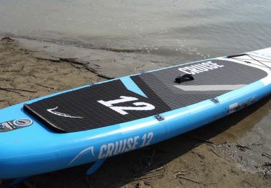 Protetto: SUP gonfiabile Bluefin Cruise 12 – La prova